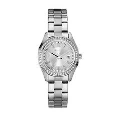 Caravelle By Bulova Perfectly Petite Crystal Watch