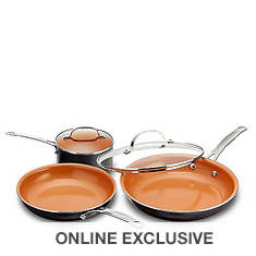 Gotham Steel 5-Piece Ti-Cerama Cookware Set
