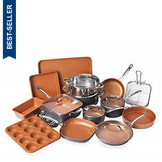 Gotham Steel 20-Piece All-in-One Kitchen Set