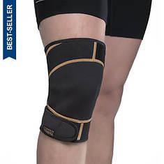 Copper Fit Rapid Relief Knee Wrap