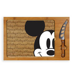 Disney 3-Piece Cheese Serving Set