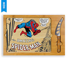 Marvel 3-Piece Cheese Serving Set