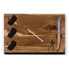 Disney Delio Cheese Board and Tool Set