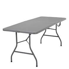 Cosco 6' Fold-in-Half Table