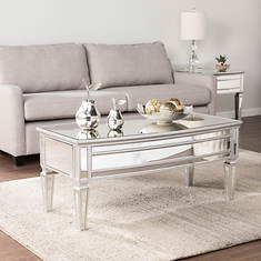Rochelle Mirrored Cocktail Table