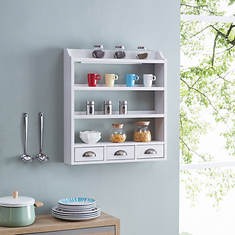 Sheldrake Wall Mount Organizer