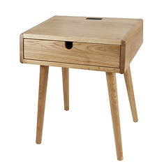 American Trails Freedom Nightstand/End Table with USB Ports