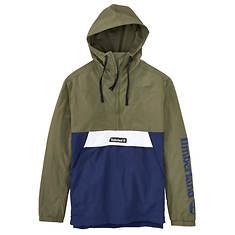 Timberland Men's Windbreaker Hooded Pullover
