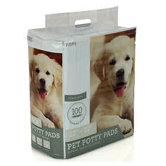 Puppy Training Pads 100-Pack