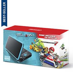 Nintendo 2DS XL with Mario Kart