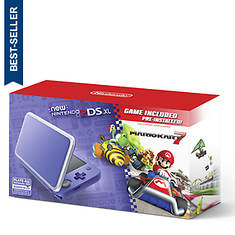 Nintendo 2DS XL with Mario Kart