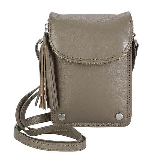 Hadaki Mobile Leather Crossbody