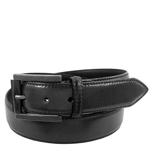 Stacy Adams Men's Matthews 34MM Burnished Leather Belt