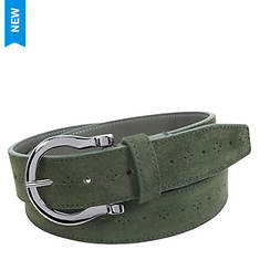 Stacy Adams Men's Richmond 34MM Suede Belt