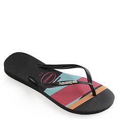 65506bfc5d0e3 Havaianas Slim Color Block Sandal (Women s)