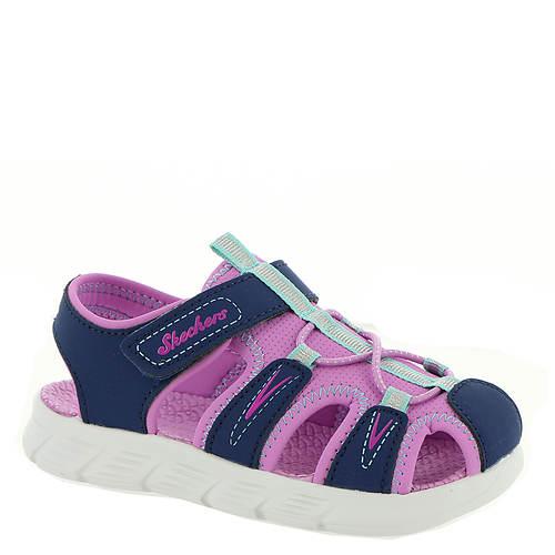 0c1ba1db9afc Skechers C-Flex Sandal Aqua Steps 86939N (Girls  Infant-Toddler ...