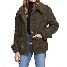 Free People Women's So Soft Cozy Peacoat