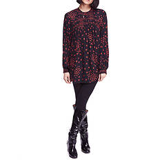 Free People Women's Flowers in Her Hair Tunic
