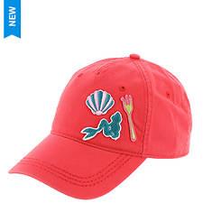 Roxy Girls' Dear Believer Girl Disney Hat