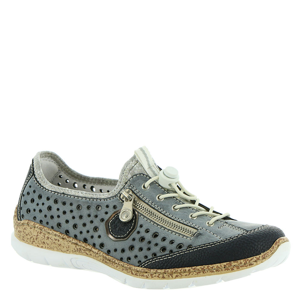 RIEKER MEN US 8 8.5 EU 41 Brown Lace Up Oxford Comfort Shoes