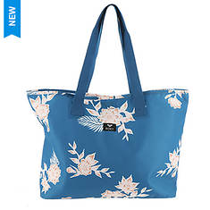 Roxy Wildflower Printed Tote Bag