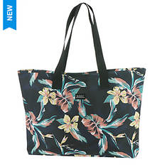 Roxy Wildflower Printed Tote Bag
