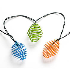 Solar Curvet Multi-Color String Lights