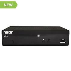 Naxa Digital TV Converter Box