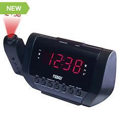 Naxa Projection Dual Alarm Clock