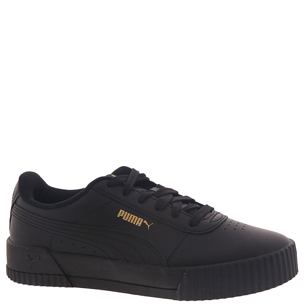 1980s Clothing, Fashion | 80s Style Clothes PUMA Carina L Womens Black Sneaker 6 M $64.95 AT vintagedancer.com