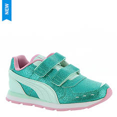 PUMA Vista Glitz V PS (Girls' Toddler-Youth)