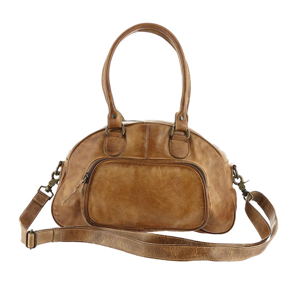 Bed: Stu Angie Weekender Bag Tan Bags No Size