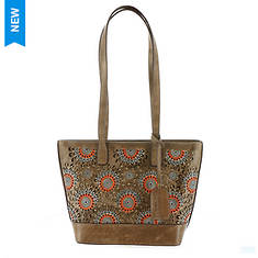 Spring Step HB Starburst Tote Bag