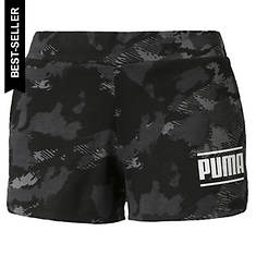 PUMA Women's Camo Pack Shorts
