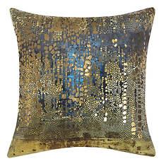 Printed 20''x20'' Velvet Pillow