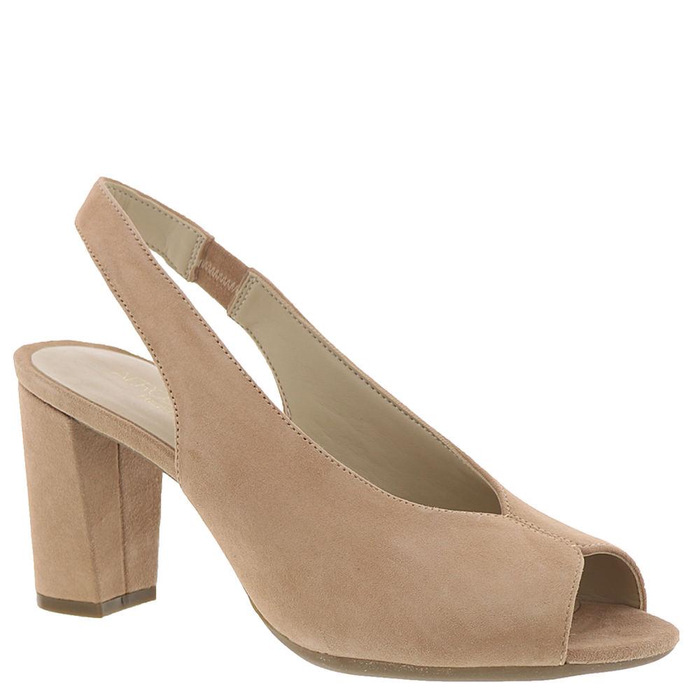 1940s Women's Footwear Aerosoles Birdbath Womens Tan Pump 10.5 M $98.95 AT vintagedancer.com
