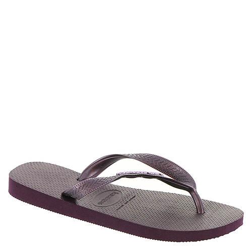Havaianas Top Logo Metallic Sandal (Women's)
