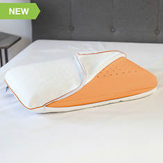 Infused Memory Foam Bed Pillow