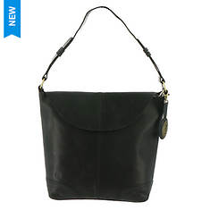 Born Elaina Flap Hobo Bag