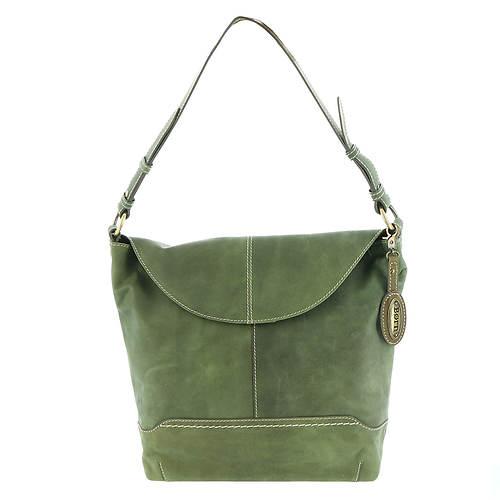 Born Elaina Flap Hobo Bag