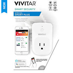 Vivitar Standard Smart Wi-Fi Plug