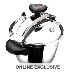 Magfesa 10-Quart Pressure Cooker