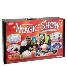 Alex 100-Trick Spectacular Magic Show Suitcase