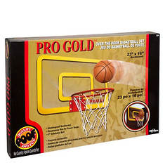 Alex Poof Pro Gold Large Basketball Hoop