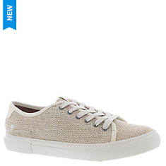 Frye Company Gia Canvas Low Lace (Women's)