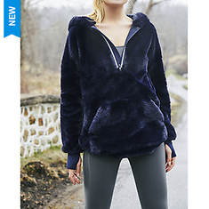Free People Women's Off The Record Soft Hoodie