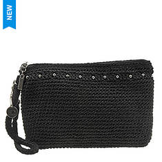The Sak Sayulita Crochet Wristlet