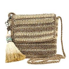 The Sak Costa Mesa Crochet Mini Flap Crossbody