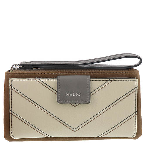 RELIC By Fossil Camerson Wristlet Checkbook