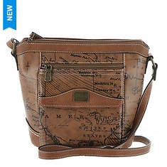 BOC Voyage Organizer Crossbody Bag